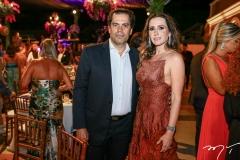 Etevaldo e Roberta Nogueira