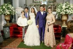 Helena e Henrique Correia Lima, Fernanda Levy, Omar Macêdo e Lorena Correia Lima