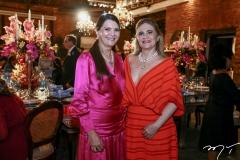 Liliana Farias e Morgana Dias Branco