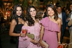 Mariana Vasconcelos, Renata Fiuza e Priscila Ximenes