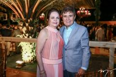 Nadila e Jorge Parente