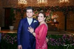 Omar e Patrícia Macêdo