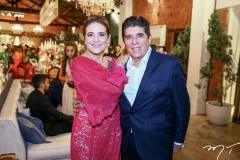 Patrícia Macêdo e Dito Machado