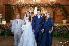 Claudio Aguiar, Fernanda Levy, Omar Macedo e Andrea Aguiar