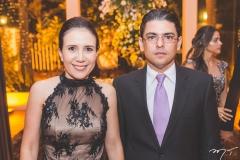 Alessandra e Fernando Rocha