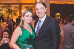 Daniela e Afrânio Barreira