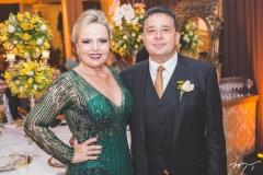 Daniela e Gerardo Bastos Filho