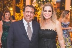 Edgar Ximenes e Ana Cristina Ximenes