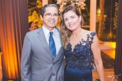 Henrique e Elaine Macambira