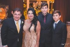Júnior Ximenes, Kelvia Dantas, Otácio Dantas e Tales Dantas