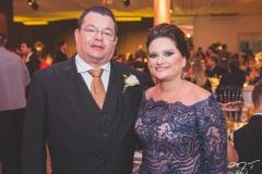 Kacio e Rossana Dantas