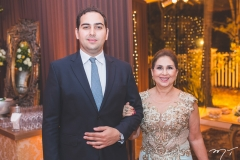 Matheus Bastos e Liane Bastos
