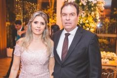 Patrícia e Bertrand Boris