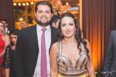 Pedro Garcia e Gabriela Bastos
