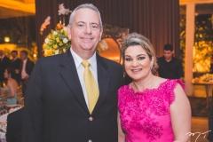 Peri Cavalcante e Liliane Cavalcante
