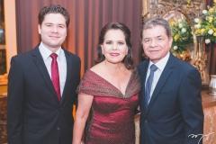 Roberto Câmara, Inês e Roberto Porto