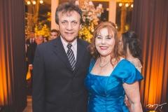 Rogério Pessoa e Vânia Carneiro