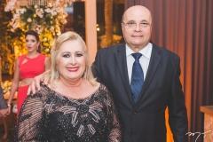 Teresa Gurgel e Fernando Cirino