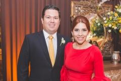 Thiago Maia e Tárcia Dantas