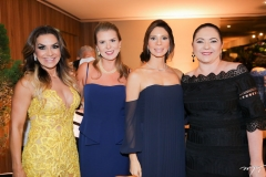Ana Cristina Pinto, Alexandra Pinto, Renata Pontes e Lili Cialdini