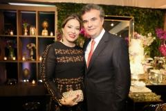 Cláudia e Carlos Aguiar