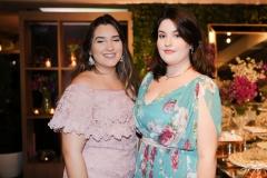Gabriela Andrade e Gabriela Frota