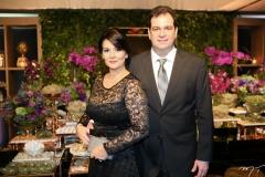 Sarah e Ricardo Brandão