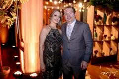 Adriana e Marcelo Arrais
