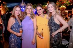 Claudia Juaçaba,Carmilce Marinho, Adriana Arrais