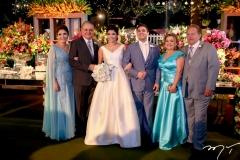 Cristiane,Daniel e Jessica Figueiredo, Guilherme e Marta Camarão e Lauro Porto