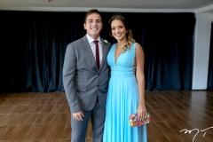 Emanuel e Luana Gadelha