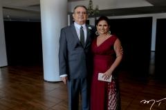 Felipe Cordeiro e Monica Romcy