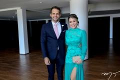 Felipe Cunha e Joice Melo