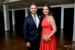 Fernando Kalein e Daniela Campos