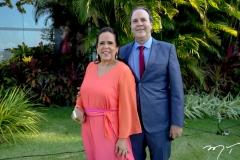 Liana e Pedro Fiuza