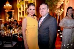 Liliane e Fernando Linhares