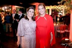 Najla Correia e Ailza Ventura