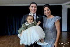Nicole, Paulo e Nathalia Holanda