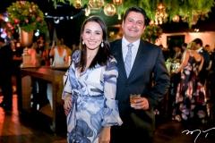 Patricia e Rodrigo Gondim