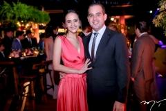 Silvia Castro e Ivan Junior