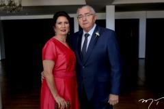 Tereza e Paulo Holanda