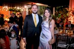 Victor Arruda e Lara Brasil