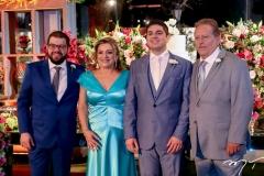 Vitor,Marta e Guilherme Camarão e Lauro Porto