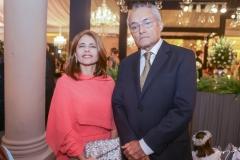 Maria Claúdia e Glauco Lobo