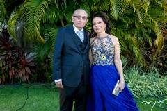 Assis e Patricia Carneiro