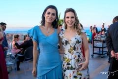 Debora Viana e Aline Ferreira Gomes