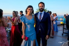 Debora e Arthur Viana