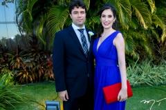 Fernando Oliveira e Ana Caroline Oliveira
