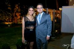 Nathalia Ximenes e Rafael Lobo