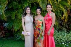 Raissa Ramalho, Mariana Costa e Lais Texeira